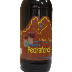 Cerveza  con Setas y Miel (Caja 12 botellas)